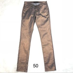 Rock and Republic Berlin Metallic Jeans